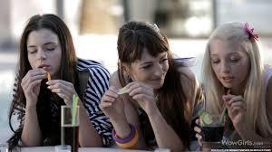 Valeria A., Nancey, Linda S., Anjelica, Aimee Ryan 2